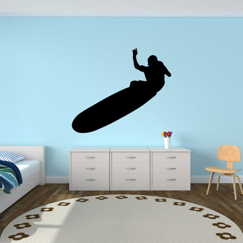 Surf Surfing Wall Decal Sticker 24