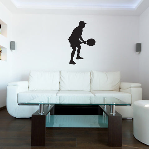 Tennis Wall Decal Sticker 5