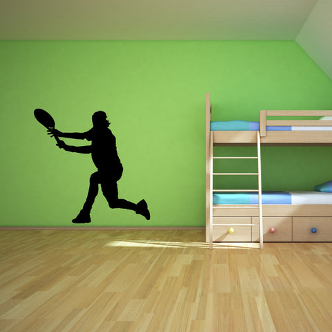 Tennis Wall Decal Sticker 8