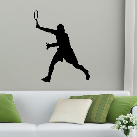 Tennis Wall Decal Sticker 19
