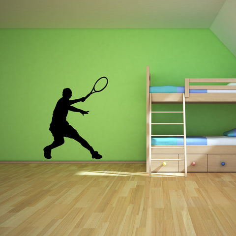 Tennis Wall Decal Sticker 20