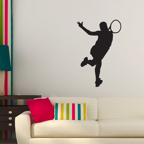Tennis Wall Decal Sticker 21