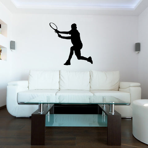 Tennis Wall Decal Sticker 24
