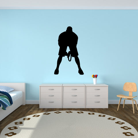 Tennis Wall Decal Sticker 28