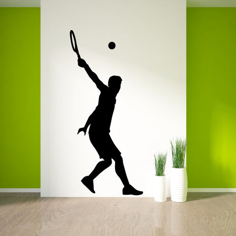 Tennis Wall Decal Sticker 29