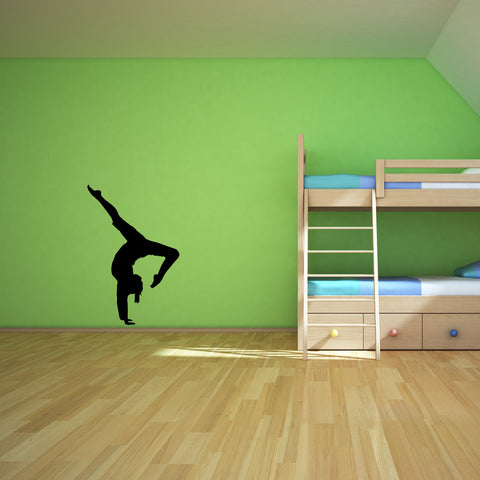 Yoga Meditation Wall Decal Sticker 5