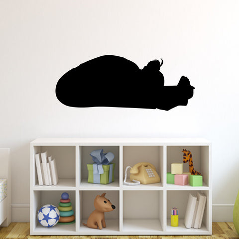Yoga Meditation Wall Decal Sticker 11