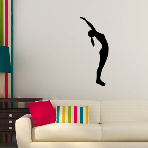 Yoga Meditation Wall Decal Sticker 16