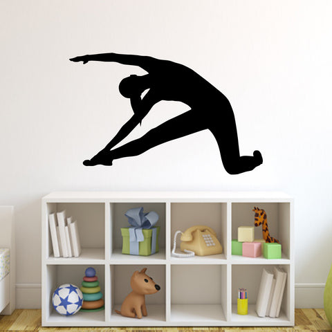 Yoga Meditation Wall Decal Sticker 28