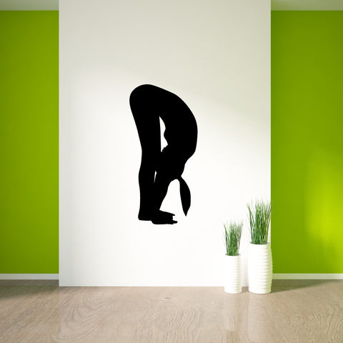 Yoga Meditation Wall Decal Sticker 35