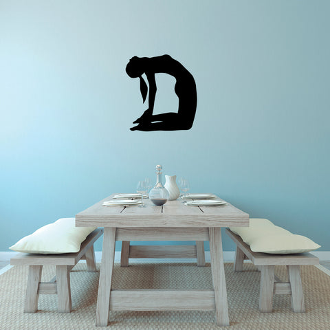 Yoga Meditation Wall Decal Sticker 45