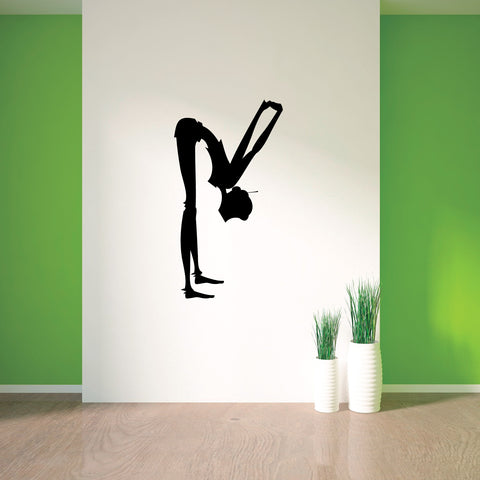 Yoga Meditation Wall Decal Sticker 60
