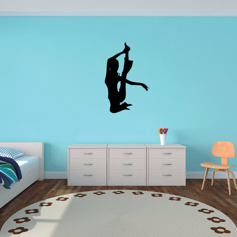 Yoga Meditation Wall Decal Sticker 65