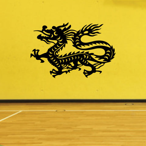 Dragon Chinese Zodiac Wall Decal Sticker 5