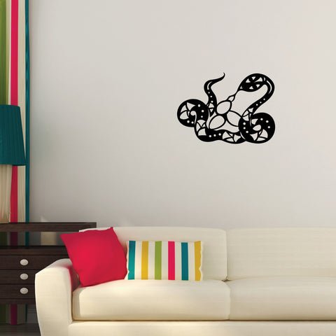 Snake Chinese Zodiac Wall Decal Sticker 6