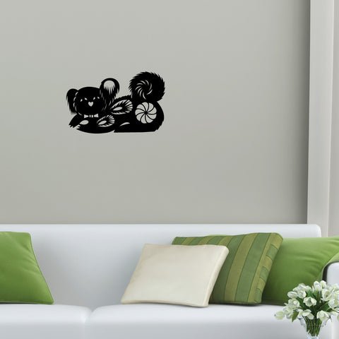 Dog Chinese Zodiac Wall Decal Sticker 11