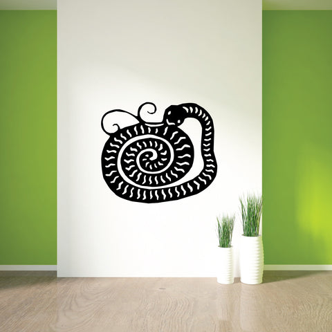 Snake Chinese Zodiac Wall Decal Sticker 18