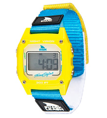 Freestyle Shark Fast Strap Retro 80's Digital Multicolored Watch (10006678)
