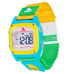 Freestyle Shark Clip Multicolored Digital Watch with Canvas Band (10016439)