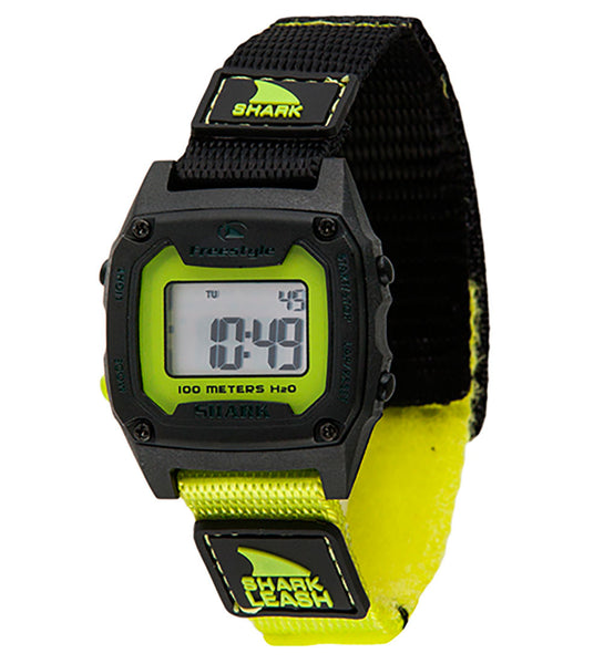 Freestyle Shark Classic Mini Digital Display Japanese Quartz Black Watch (10022925)