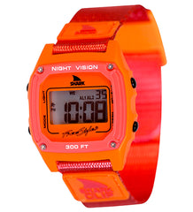 Freestyle Shark Clip Digital Display Japanese Quartz Pink Watch (10026746)