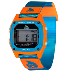 Freestyle Shark Clip Digital Display Japanese Quartz Blue Watch (10026747)