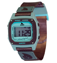 Freestyle Shark Clip Digital Display Japanese Quartz Grey Watch (10026748)