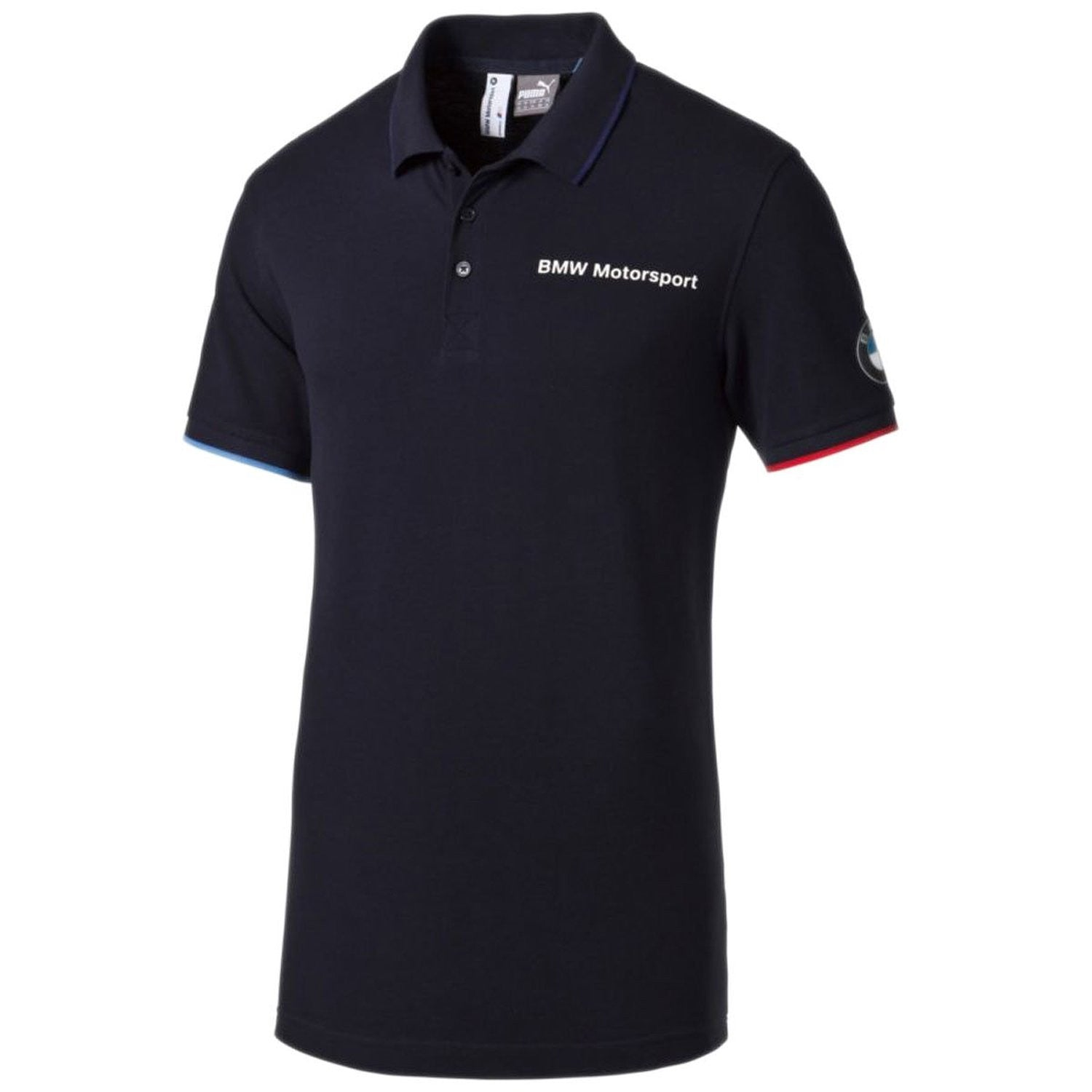 560608e8c6 Puma BMW Motorsport Polo Shirt - BMW Team Blue - Mens - Shoplifestyle
