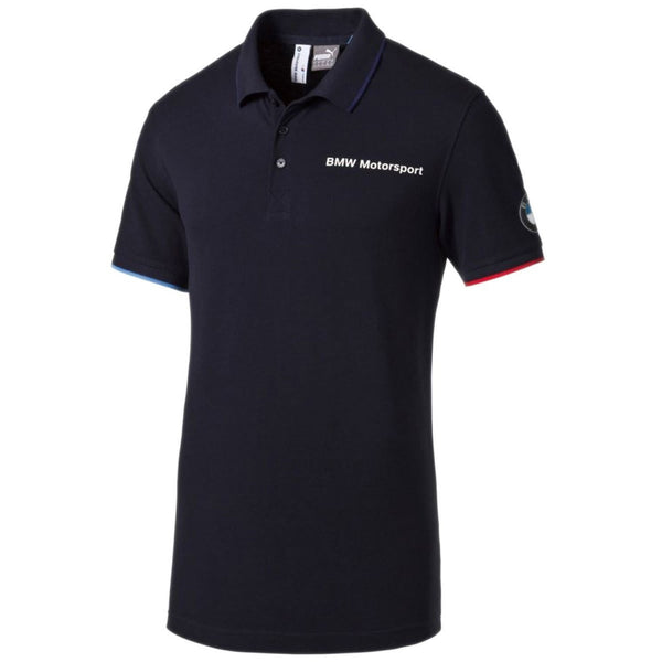 Puma BMW Motorsport Polo Shirt - BMW Team Blue - Mens
