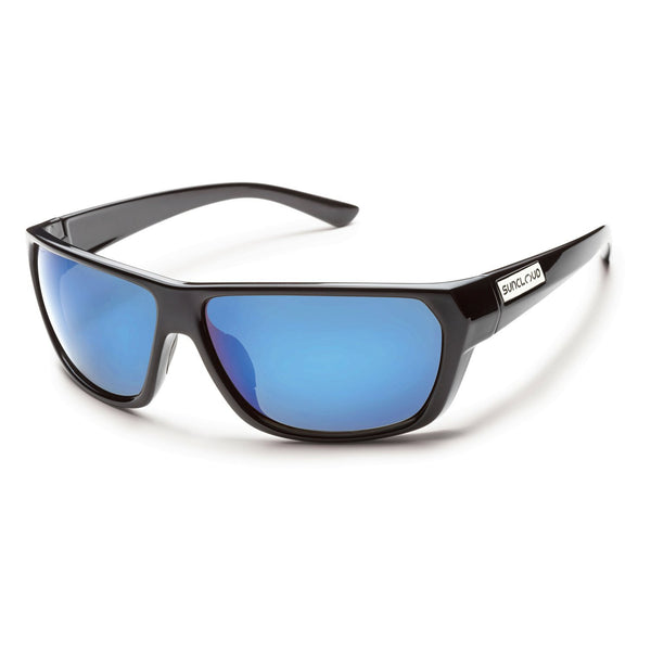 Suncloud  Feedback Polarized Sunglasses  - Black Frame - Mens