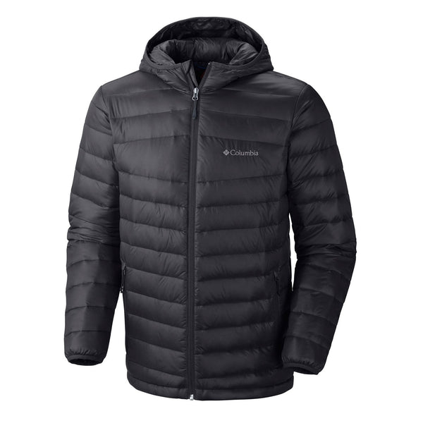 Columbia Platinum 860 Turbodown Hooded Down Jacket - Mens