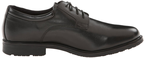 Rockport Essential Details WP Plaintoe Oxford Shoe - Black - Mens