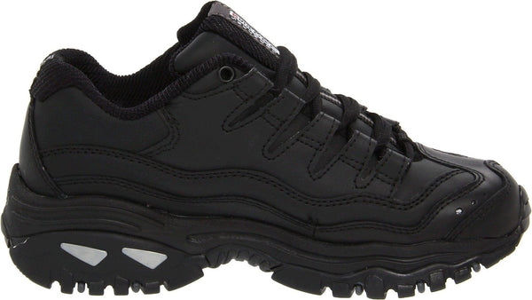Skechers Energy Sneaker Shoe - Black - Womens