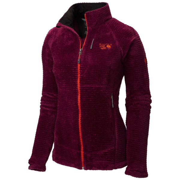 Mountain Hardwear Monkey Woman Grid II Fleece Womens