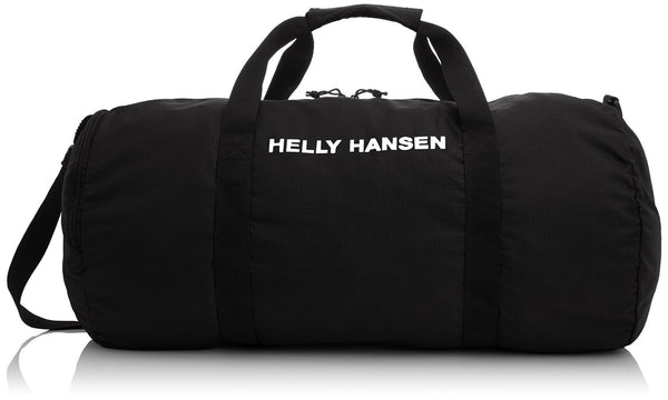 Helly Hansen Packable Duffel Bag  - Black - Mens - 40