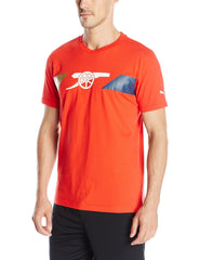 Puma AFC Fan Cannon Tee - High Risk Red - Mens