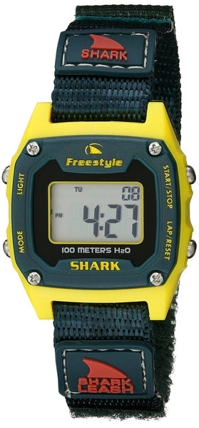 Freestyle Shark Classic Mini Digital Display Japanese Quartz Black Watch (10022924)