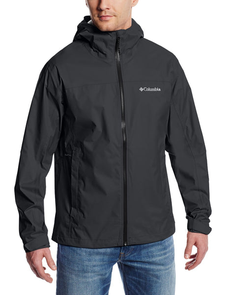 Columbia Sportswear Evapouration Jacket - Black - Mens