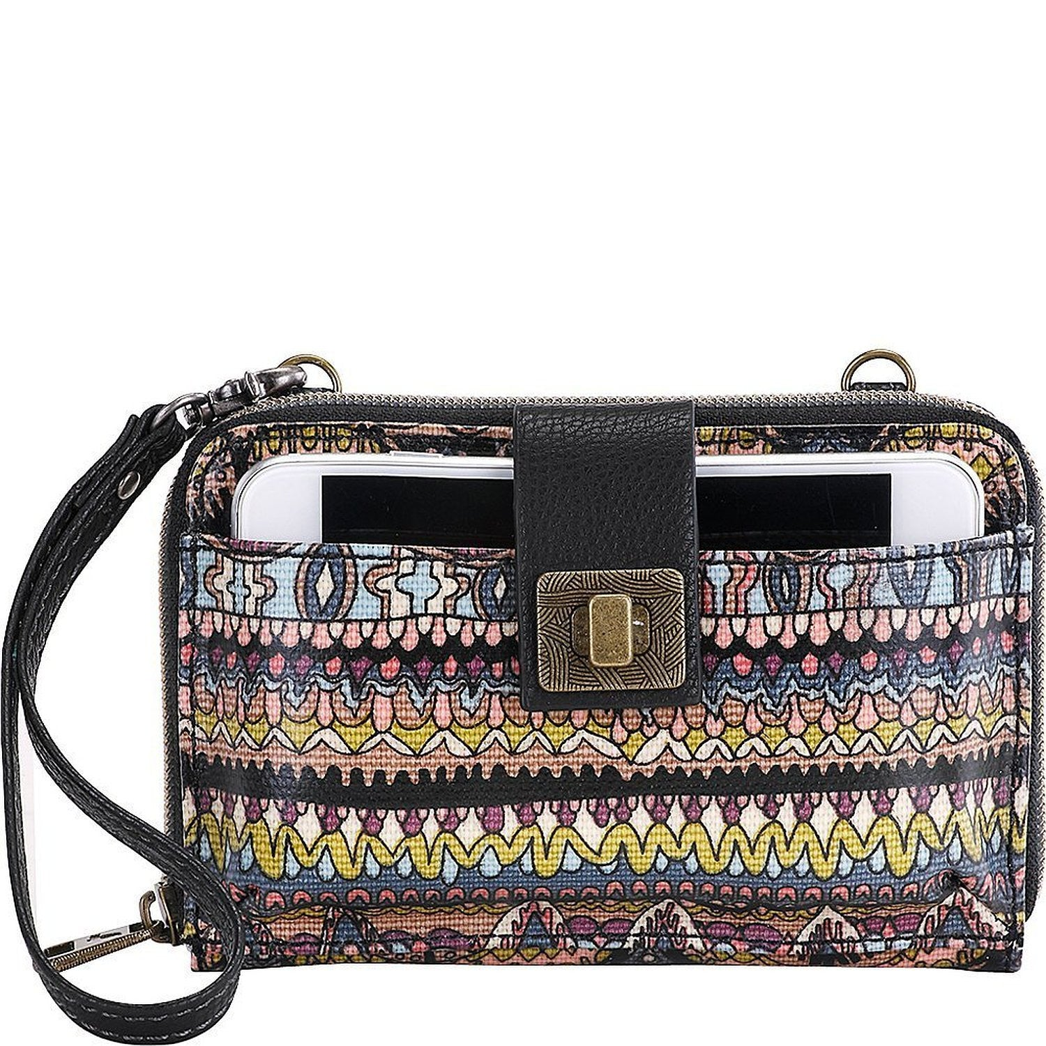 2ff3be56a6a8 Sakroots Artist Circle Smartphone Cross-Body Bag - Shoplifestyle