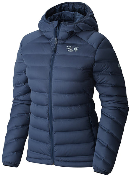 Mountain Hardwear StretchDown Hooded Jacket - Women's
