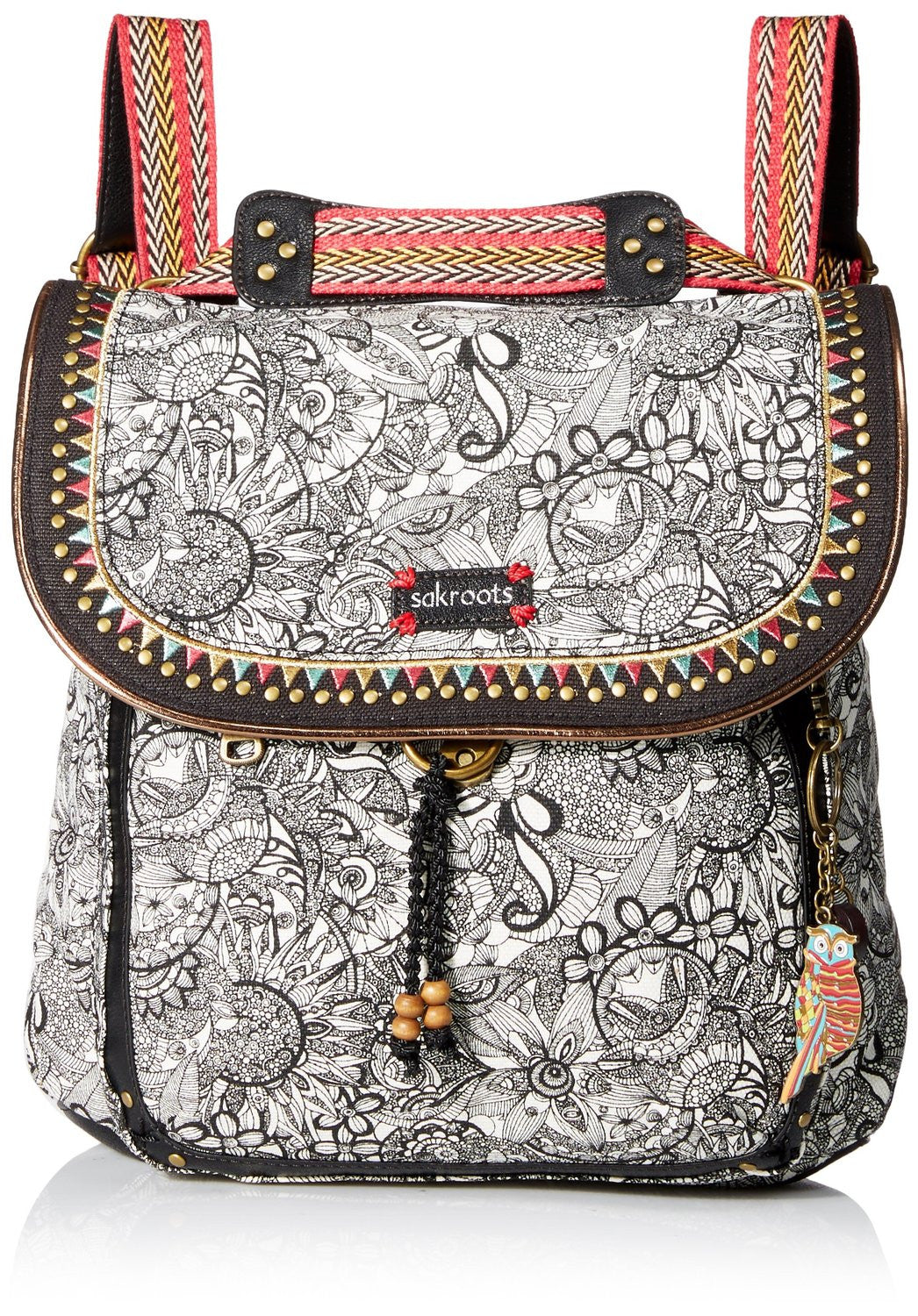 89164483a5eb Sakroots Artist Circle Convertible Backpack