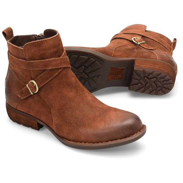 Born Women's FAYWOOD BOOTS - Rust