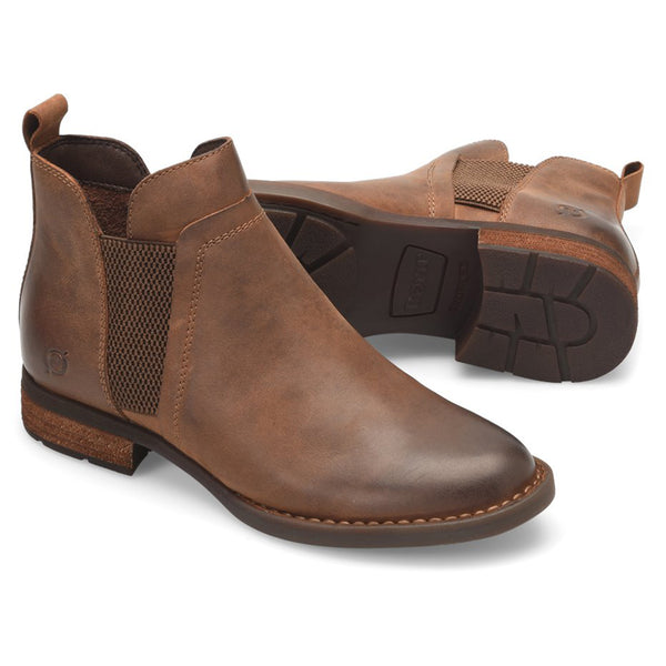 Born Women's BRENTA BOOTS - Brown