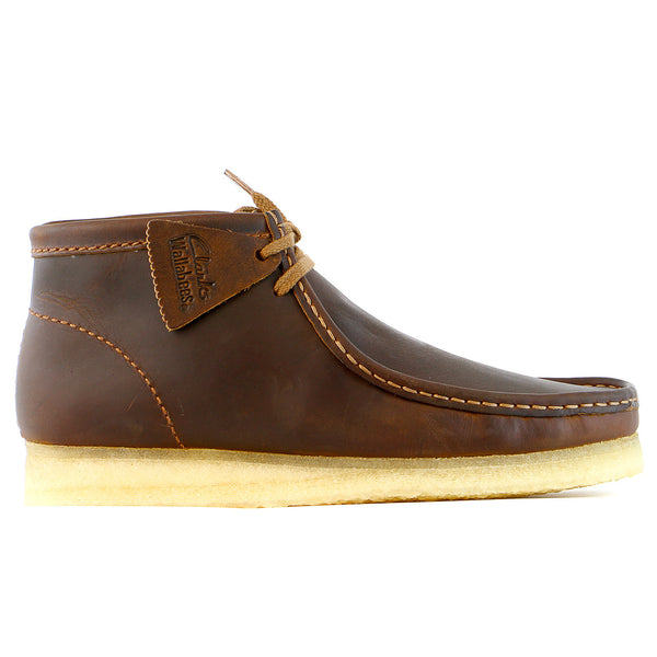 Clarks Wallabee Boot  - Beeswax - Mens