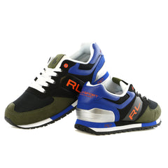 Polo Ralph Lauren Slaton RL Fashion Sneaker Athletic Shoe - Mens