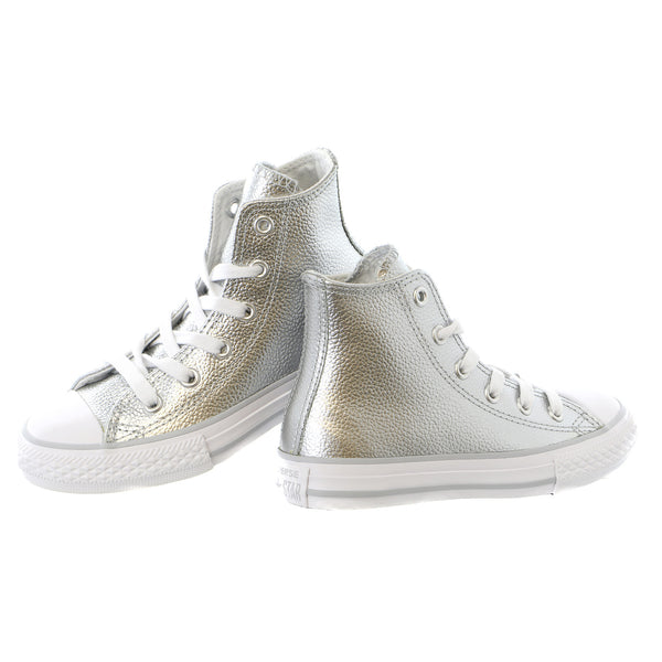 Converse Chuck Taylor All Star Seasonal Hi Fashion Sneaker Shoe - Boys