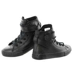 Converse Chuck Taylor All Star Brea Hi Top Fashion Sneaker Shoe - Boys
