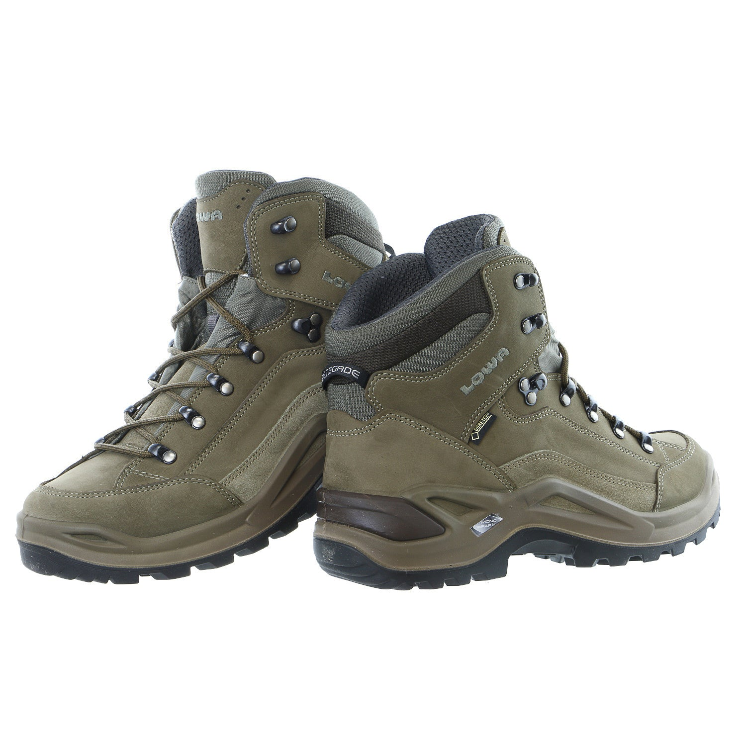 d0ec54328f3bf8 Lowa Renegade GTX Mid Hiking Boot - Men's - Shoplifestyle