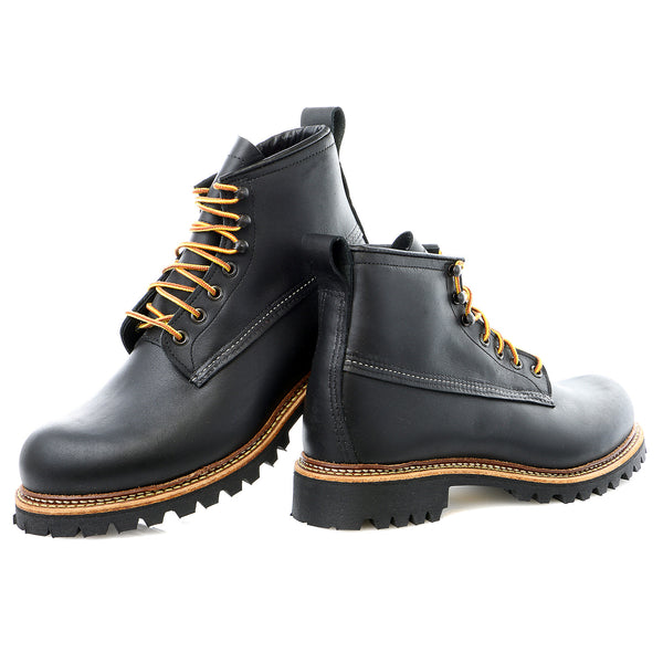 "Red Wing Heritage 2930 6"" Ice Cutter Lug Round Toe Casual Boot Shoe - Mens"