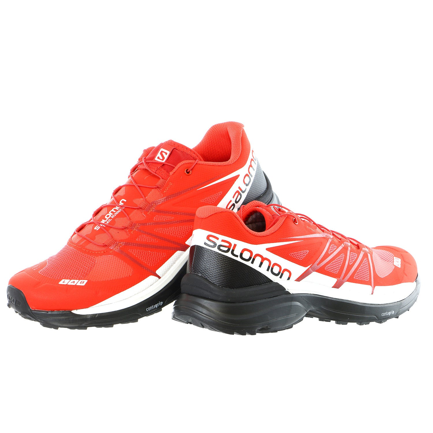 Salomon S Lab Wings 8 Trail Running Shoe Men's